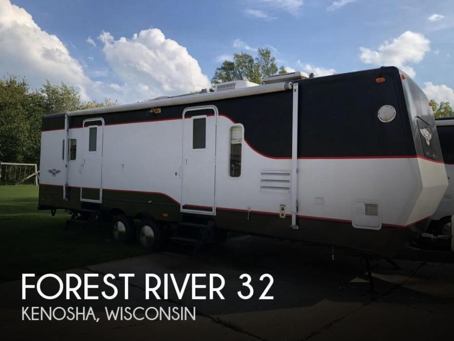 2002 Forest River Forest River 32