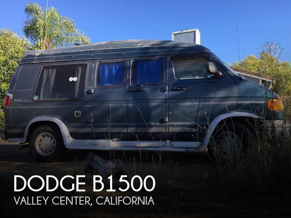 2000 Dodge Dodge B1500