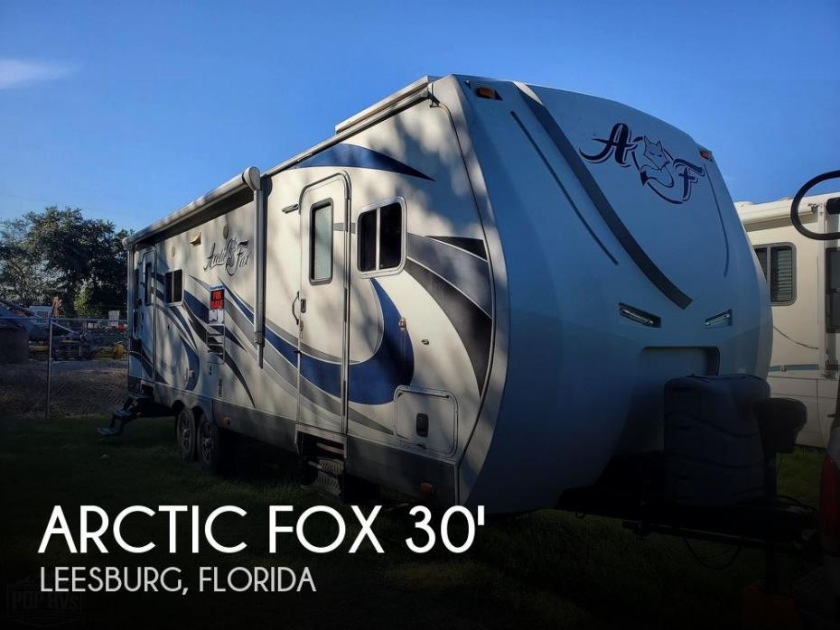 2016 Northwood Arctic Fox 30U Silver Fox