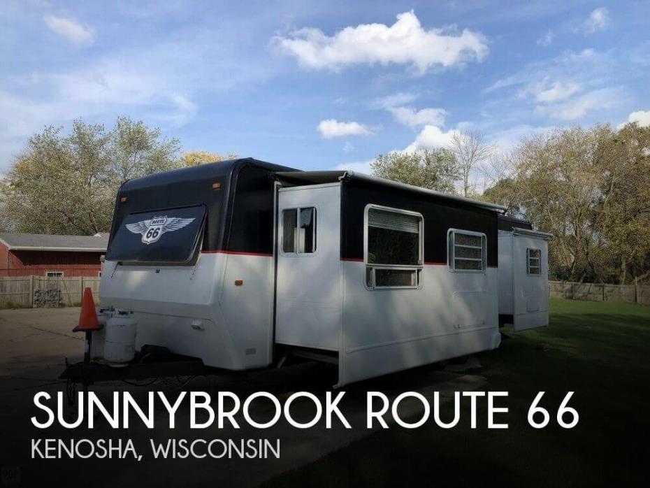 2002 Winnebago Sunnybrook route 66
