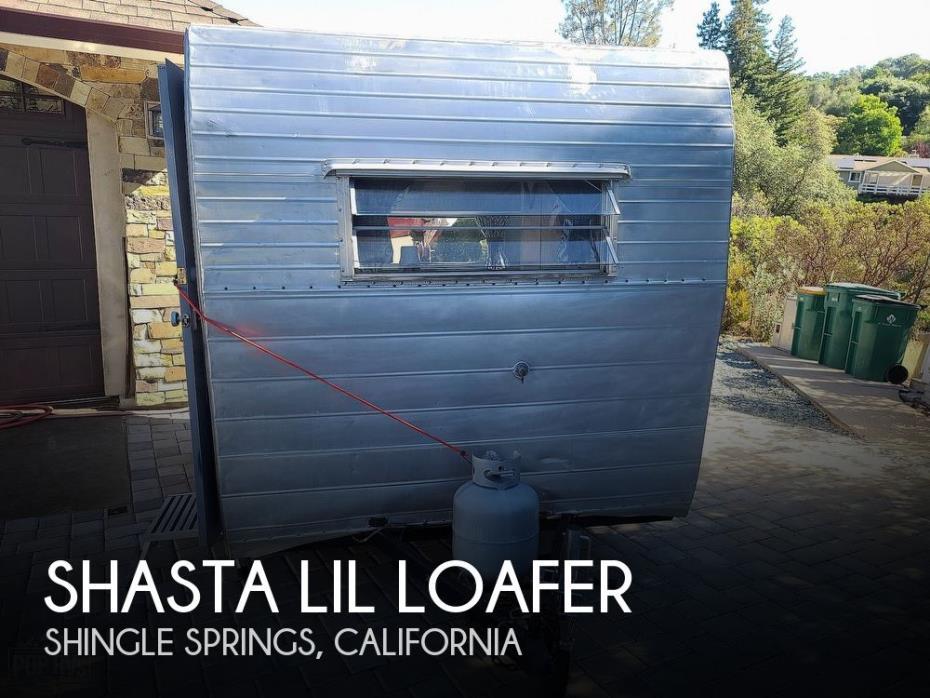 1964 Host Industries Shasta Lil Loafer