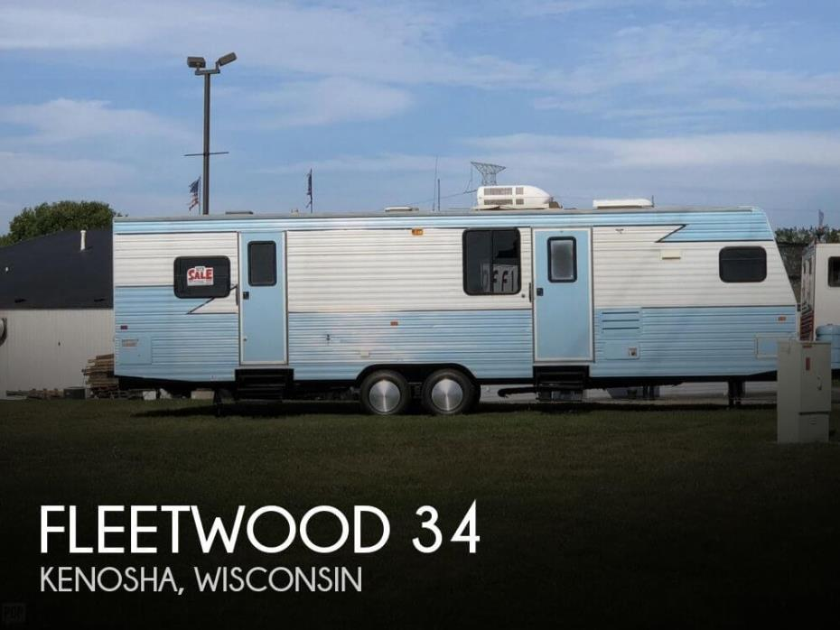 1995 Fleetwood Fleetwood 34