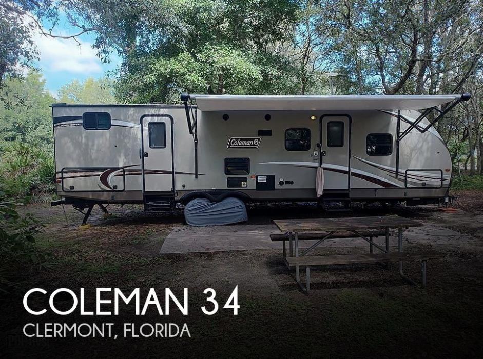 2017 Dutchmen Coleman 34