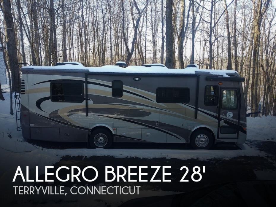 2014 Tiffin Allegro Breeze 28 BR