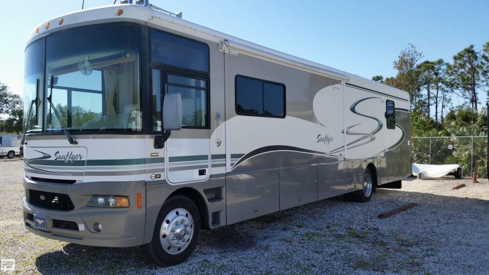 2003 Itasca Sunflyer 39T, 3