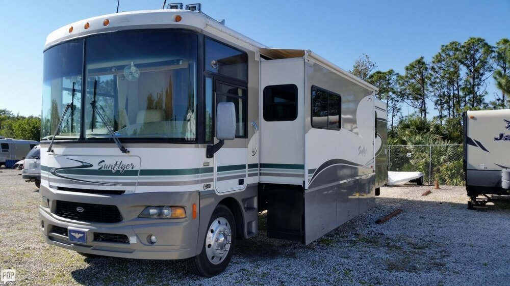 2003 Itasca Sunflyer 39T, 4