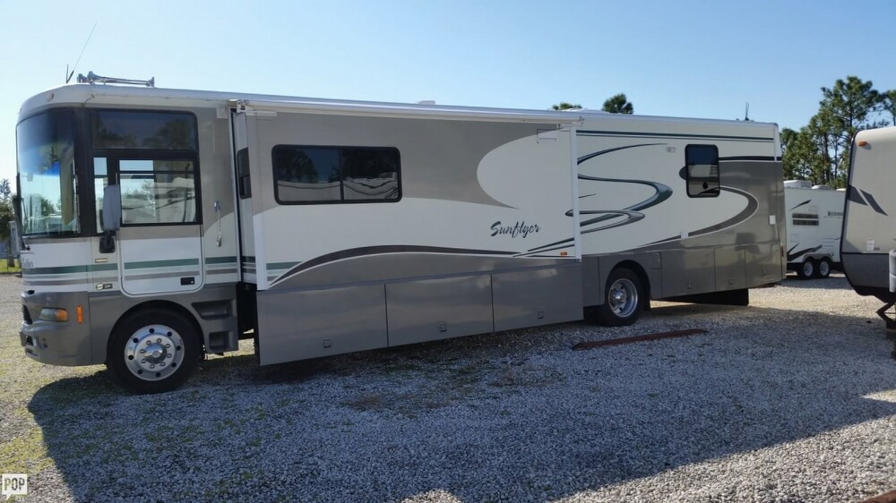 2003 Itasca Sunflyer 39T, 5
