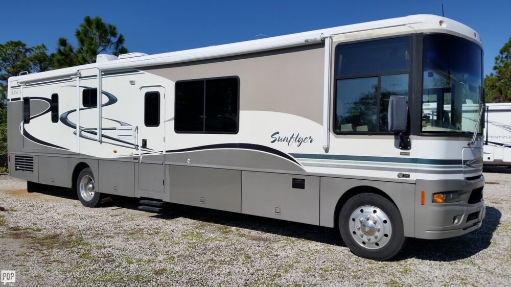 2003 Itasca Sunflyer 39T, 11