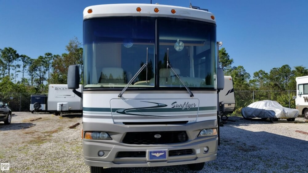 2003 Itasca Sunflyer 39T, 1