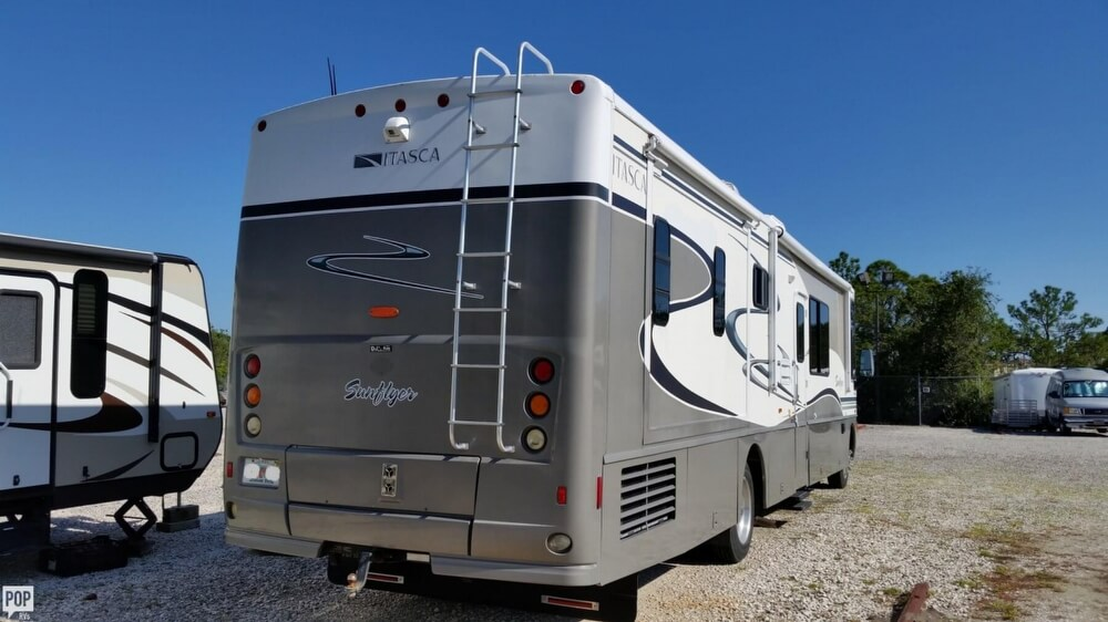 2003 Itasca Sunflyer 39T, 8