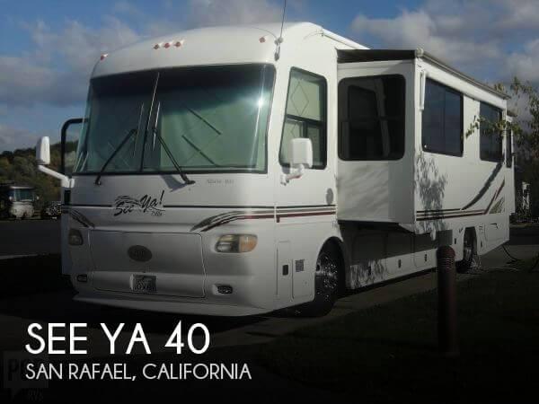 2006 Alfa See Ya 40