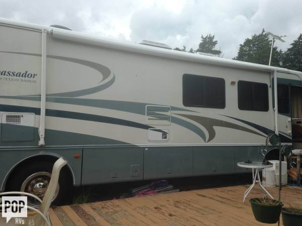 2000 Holiday Rambler Ambassador 37, 1