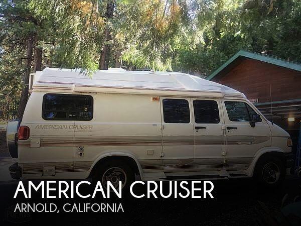 1997 American Cruiser Camper Van XR 2NI