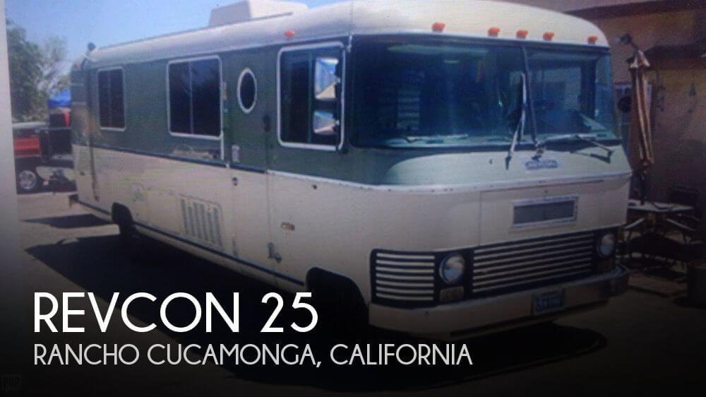 1972 Revcon 25