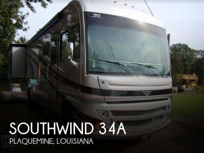 2017 Fleetwood Southwind 34A