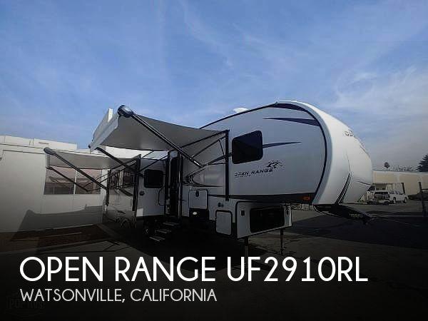 2018 Highland Ridge Open Range UF2910RL