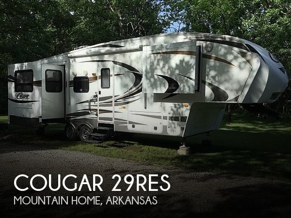 2013 Keystone Cougar 29RES