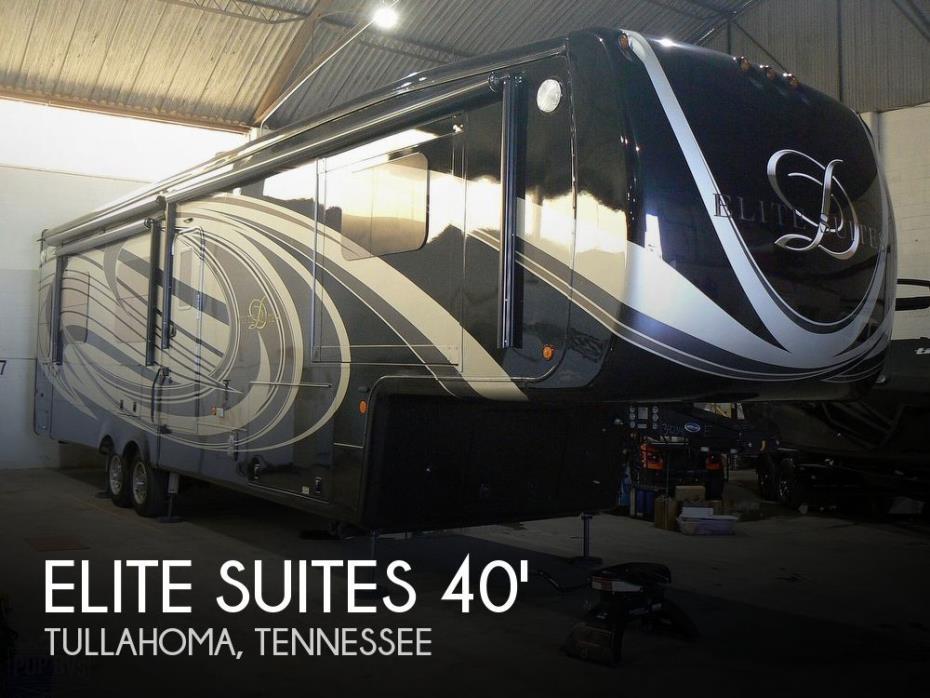 2019 DRV Elite Suites 40KSSB4