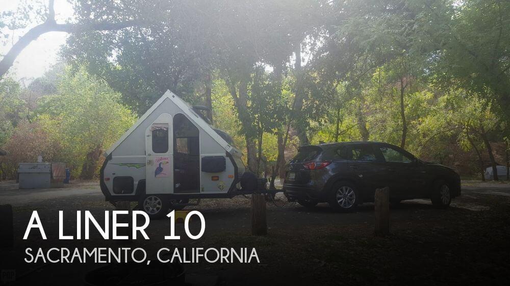 2017 A Liner Ranger 10