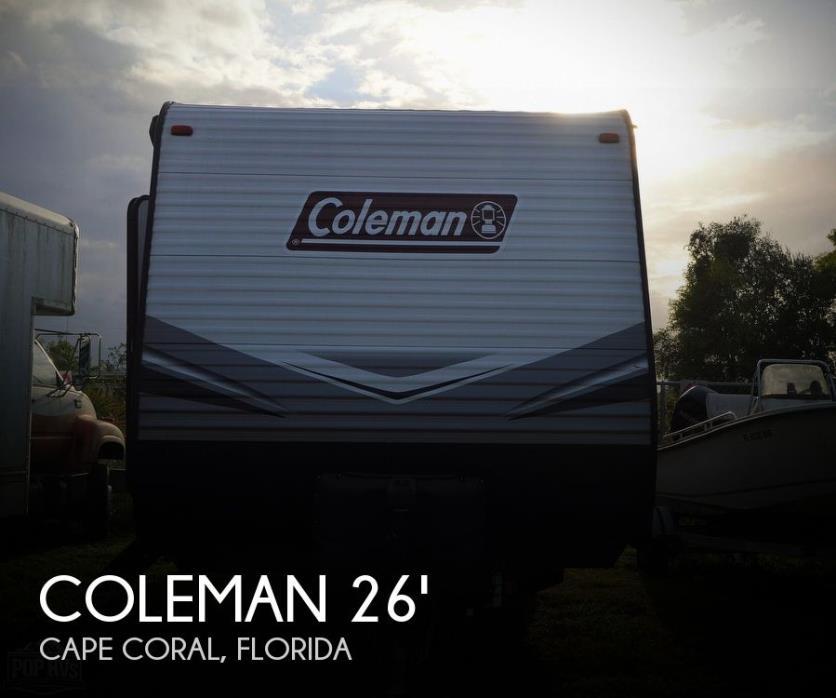 2020 Coleman Lantern LT 262BH