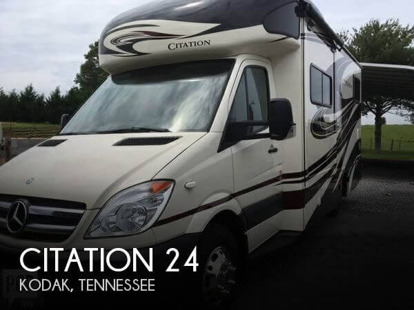 2013 Thor Motor Coach Citation 24 ST