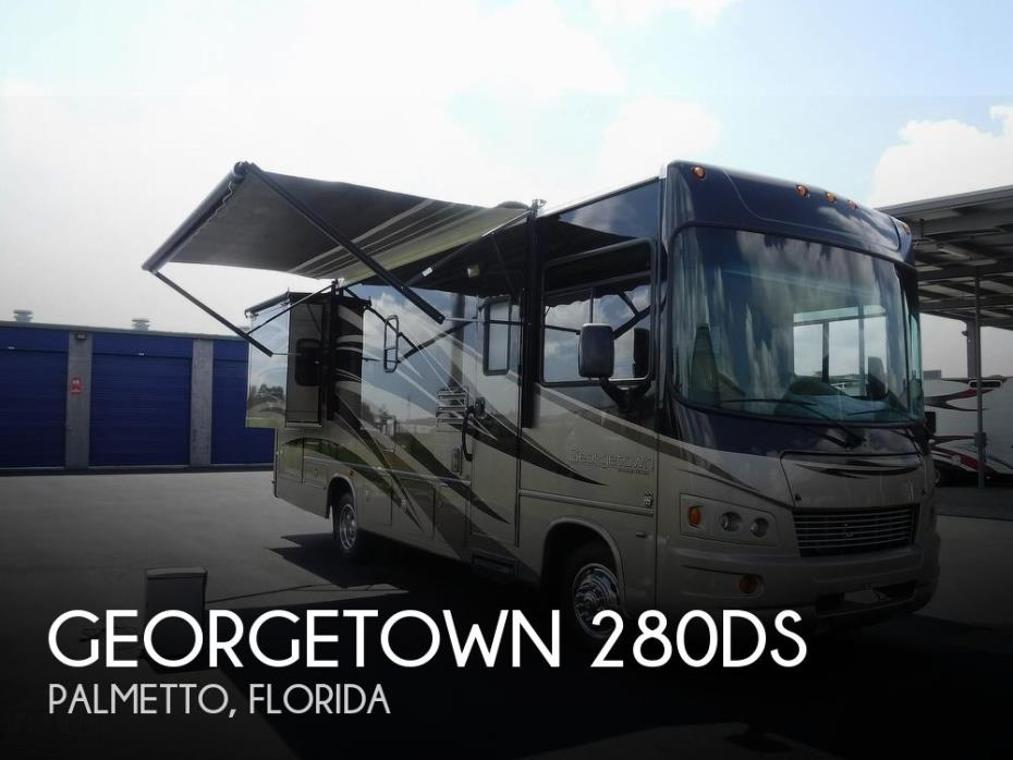 2012 Forest River Georgetown 280DS