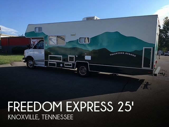 2005 Coachmen Freedom Express 258DB
