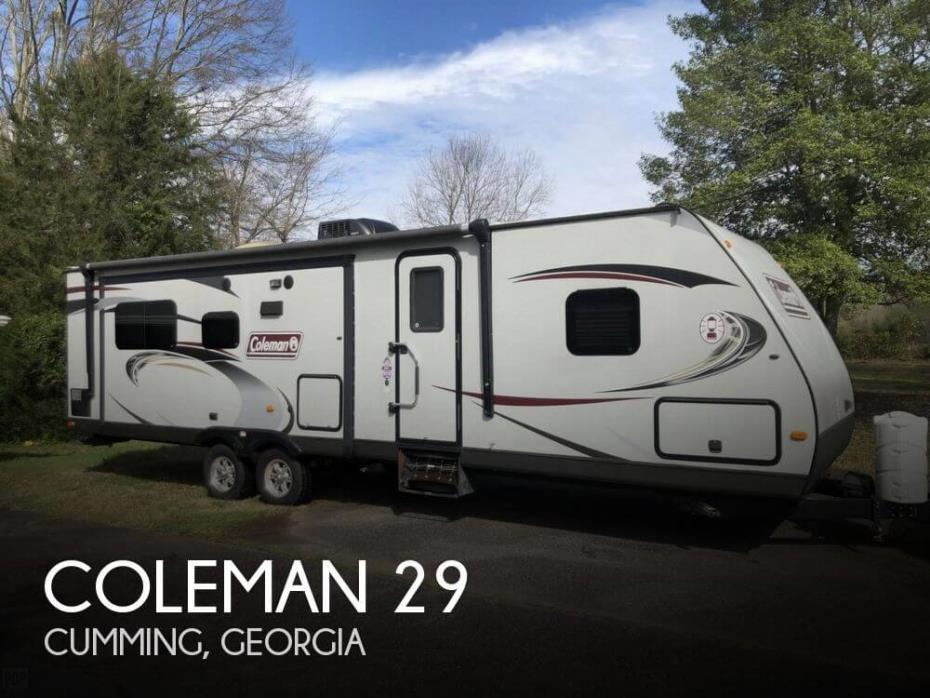 2014 Dutchmen Coleman 297 RE