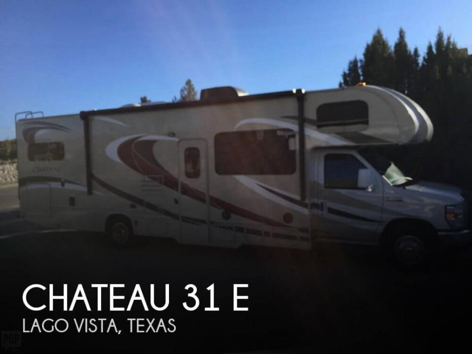 2015 Thor Motor Coach Chateau 31 E
