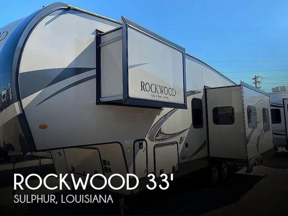 2019 Forest River Rockwood Ultra Lite 2881S