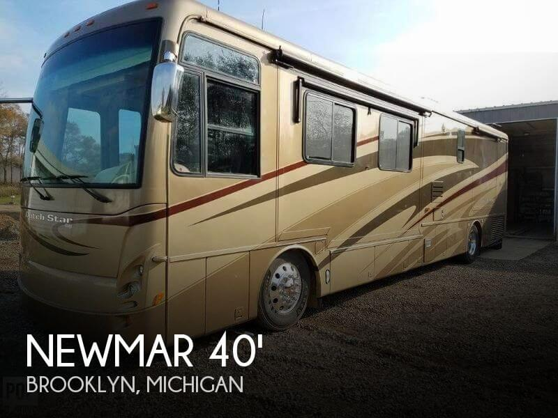 2007 Newmar Newmar Dutch Star 4023