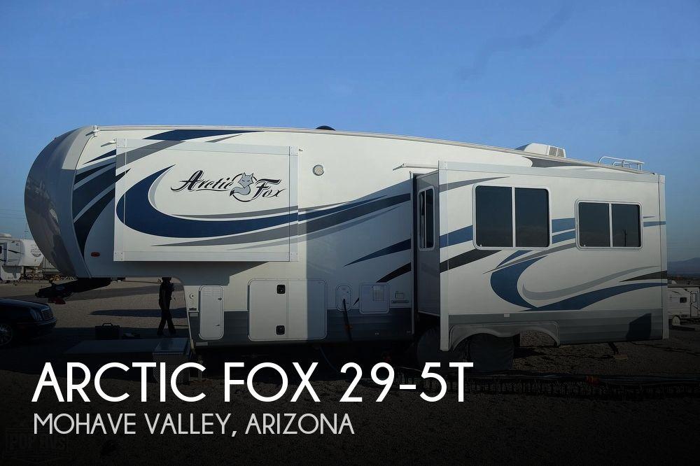 2016 Northwood Arctic Fox 29-5T