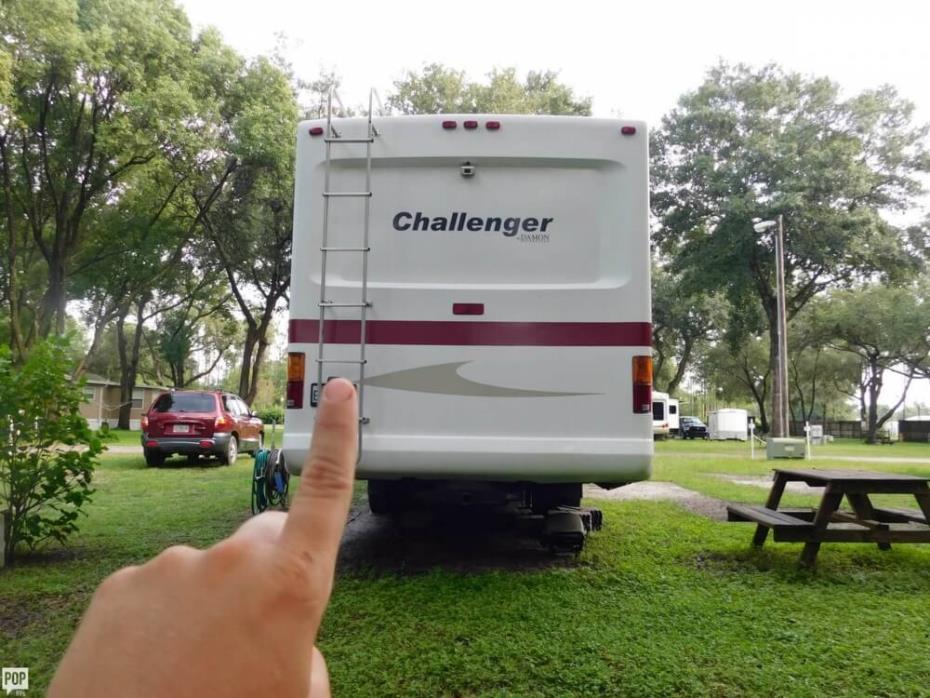 2006 Damon Challenger 370, 21