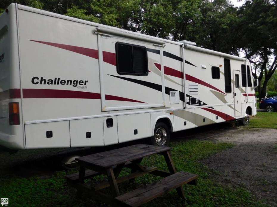 2006 Damon Challenger 370, 20