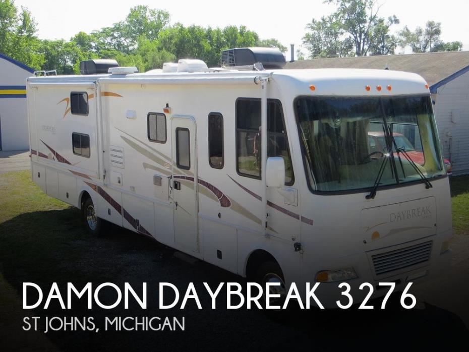 2006 Damon Daybreak 3276