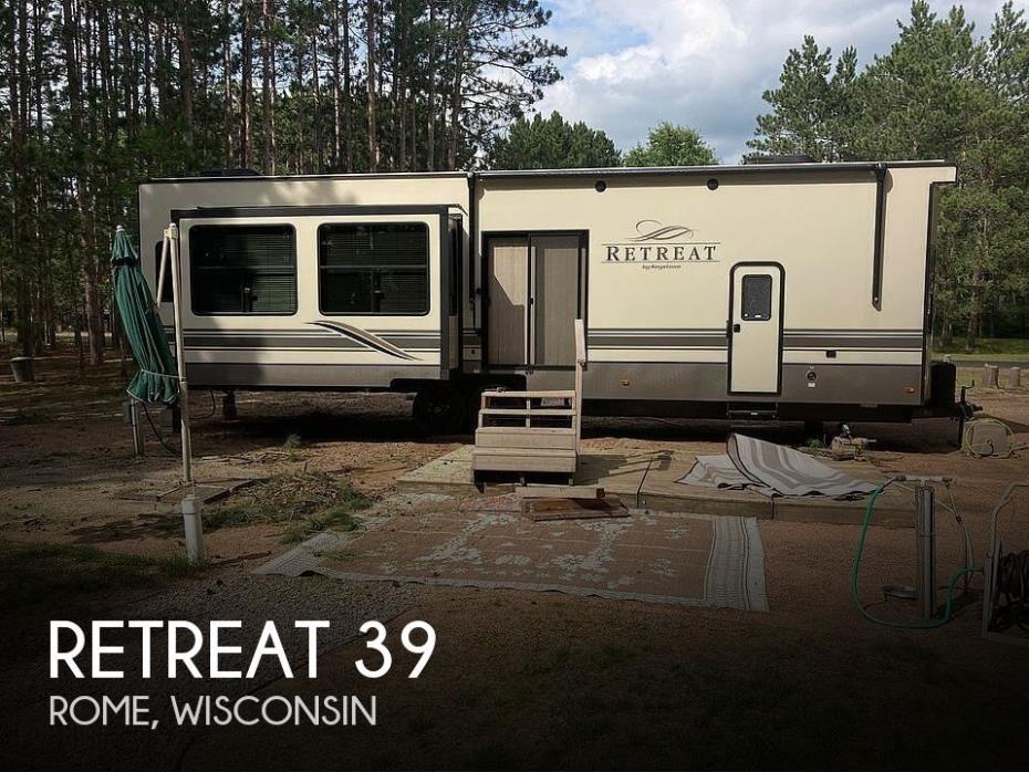 2020 Keystone Retreat 39FLFT