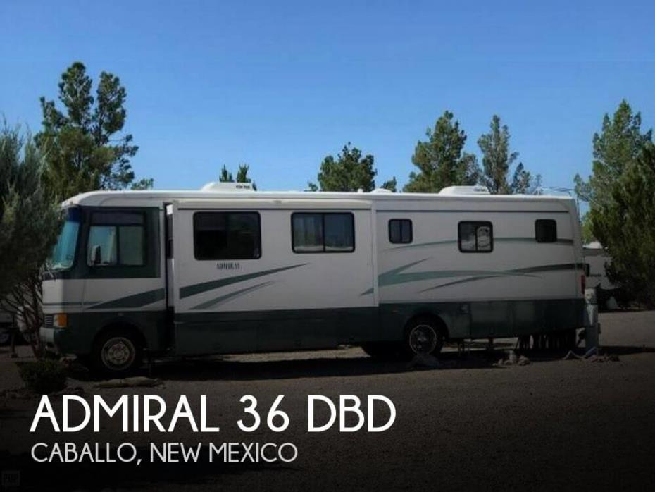 2002 Holiday Rambler Admiral 36DBD