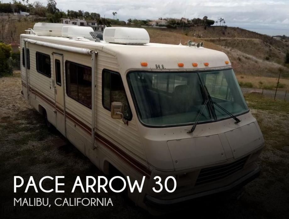 1984 Fleetwood Pace Arrow H27