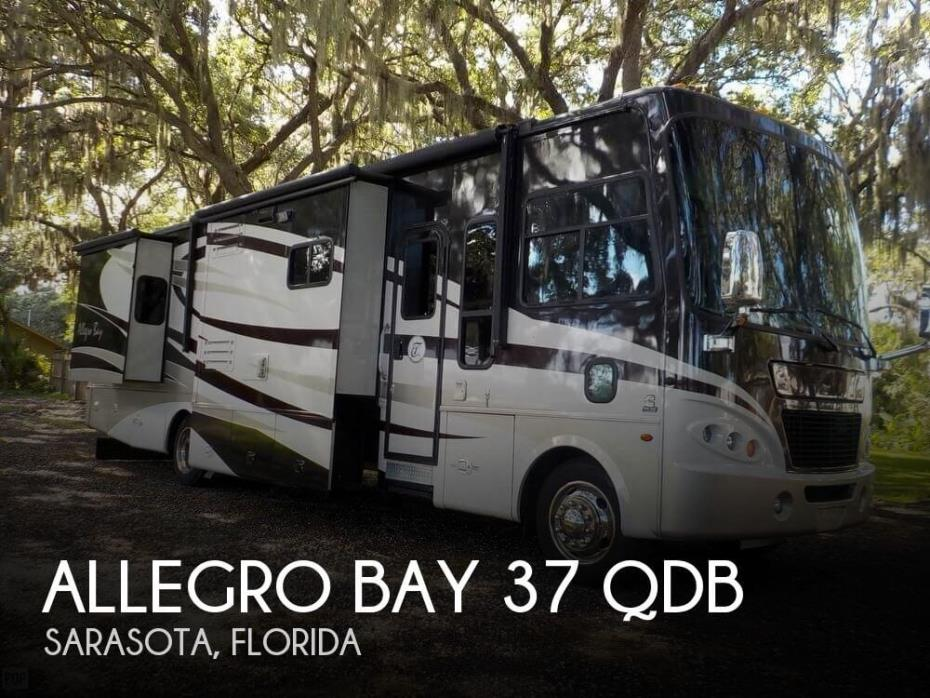 2009 Tiffin Allegro Bay 37 QDB