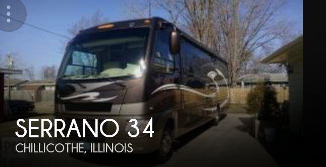 2012 Thor Motor Coach Serrano 33W