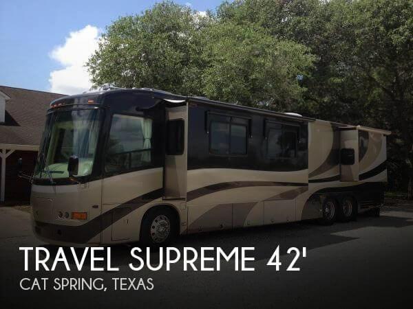 2006 Travel Supreme Travel Supreme 42DL14