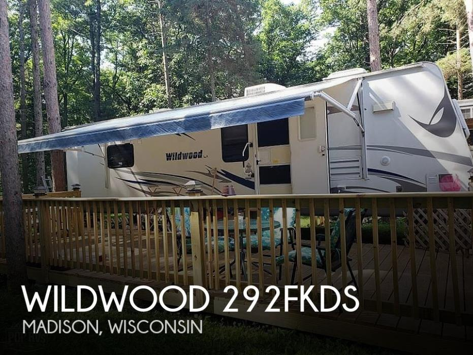 2009 Forest River Wildwood 292FKDS