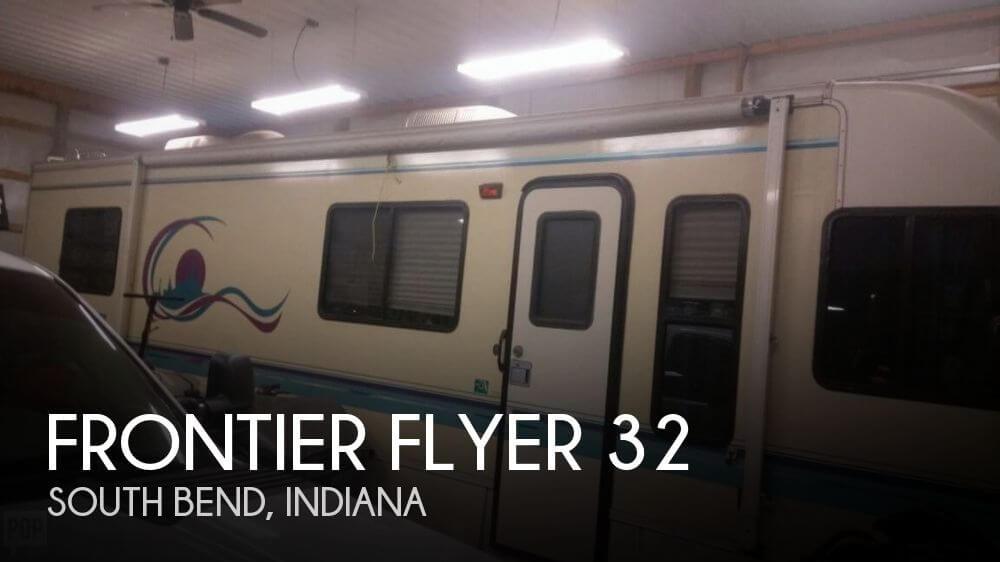 1995 Damon Frontier Flyer 32