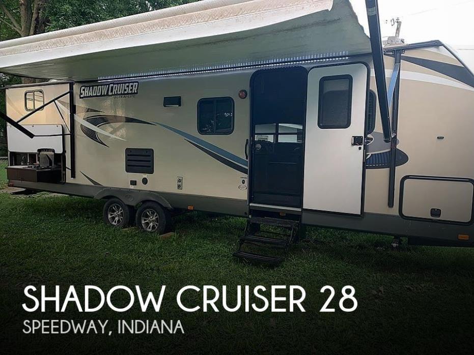 2017 Shadow Cruiser Shadow Cruiser 280 QBS