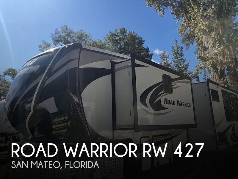 2019 Heartland Road Warrior RW 427