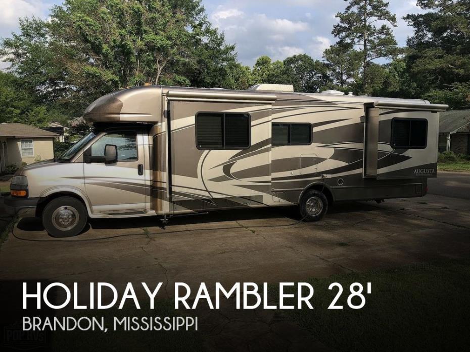 2008 Holiday Rambler Holiday Rambler 293TS Augusta B-Plus
