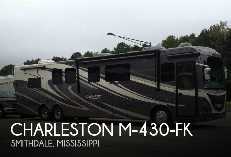 2014 Forest River Charleston M-430-FK