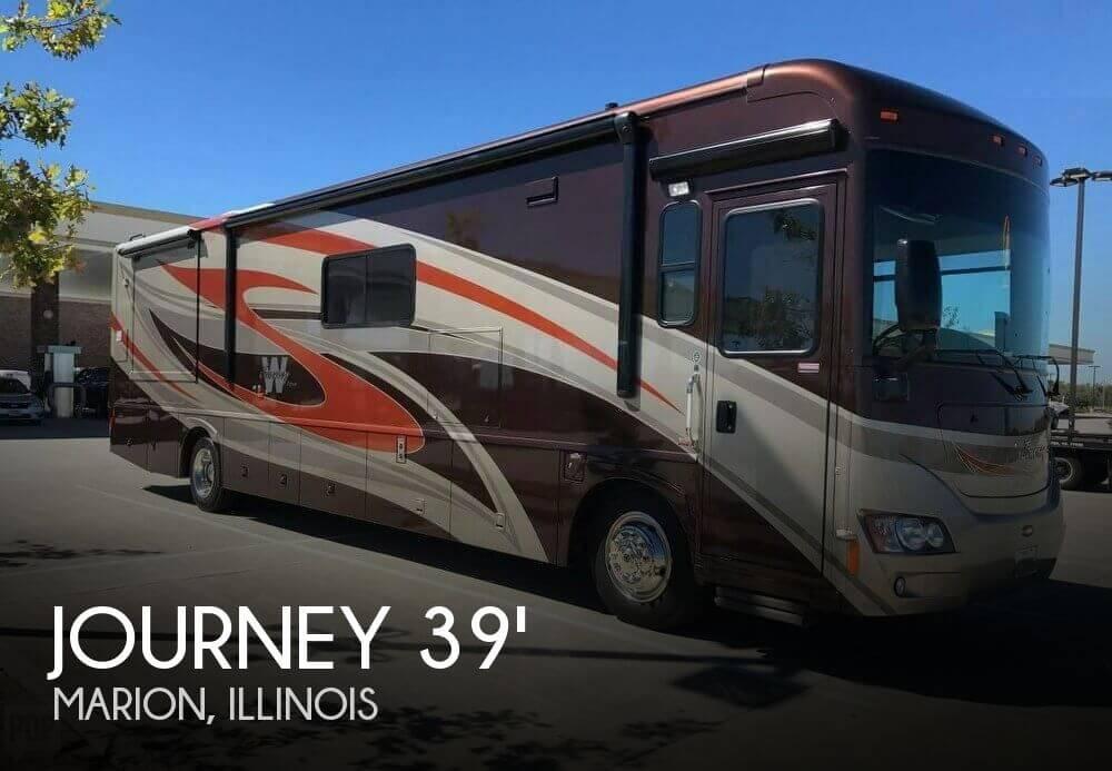 2011 Winnebago Journey Express 39 N