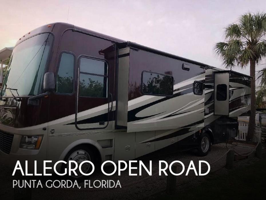 2012 Tiffin Allegro Open Road 30GA