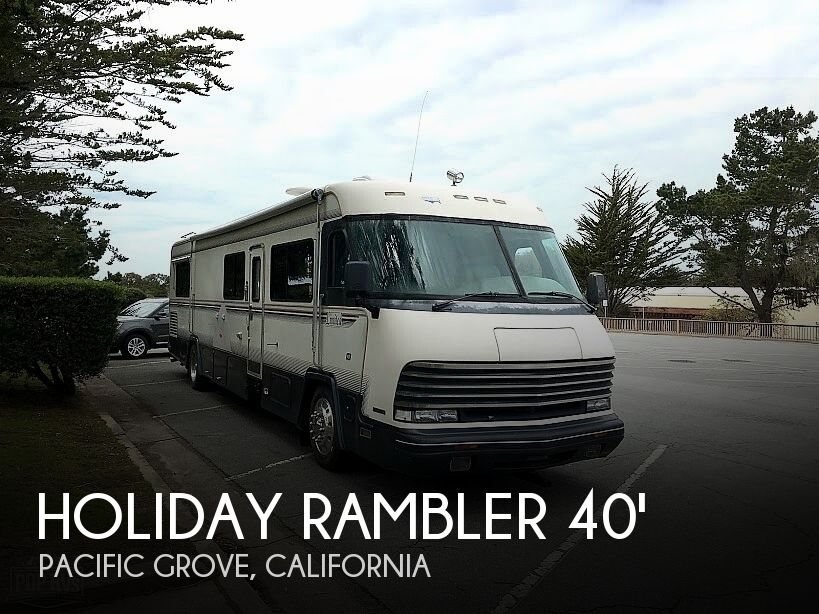 1990 Holiday Rambler Aluma-Lite XL Limited 40